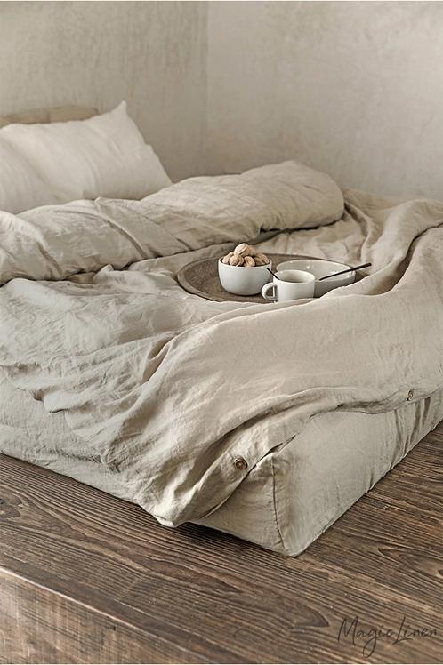 lina gultas veļa Natural