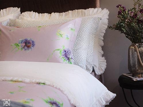 satīna gultas veļa Astra pink