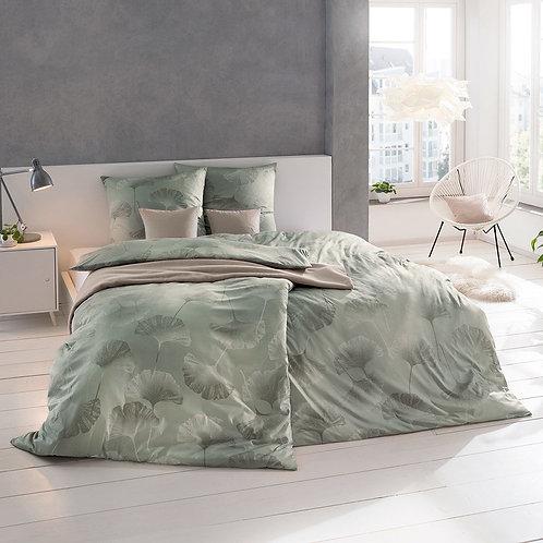 gultas veļa Isabella oliv