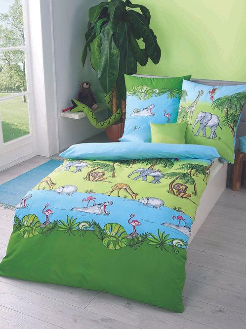 gultas veļa bērniem Dschungel