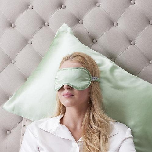 zīda acu maska