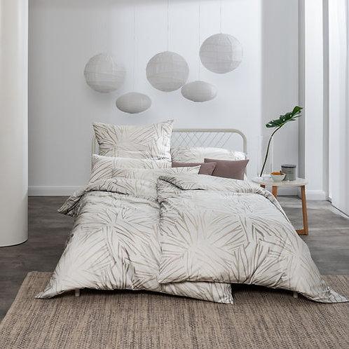 satīna gultas veļa Samuel silber