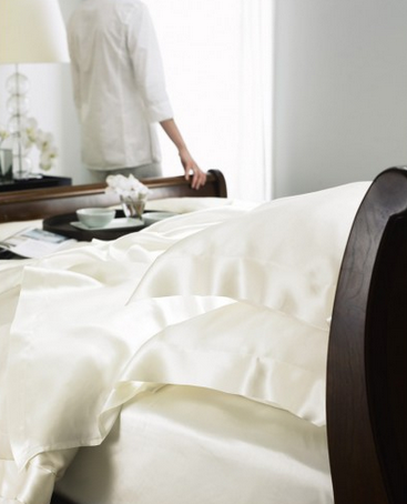 Ceļvedis | zīda gultas veļa