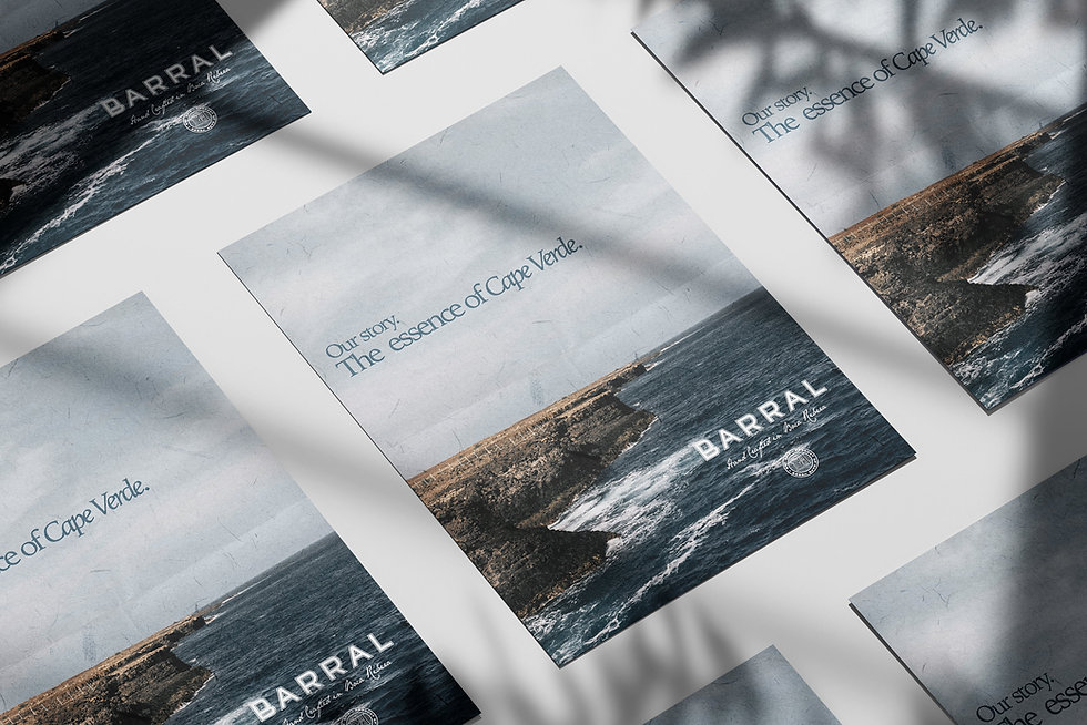 Barral - Posters Campaign
