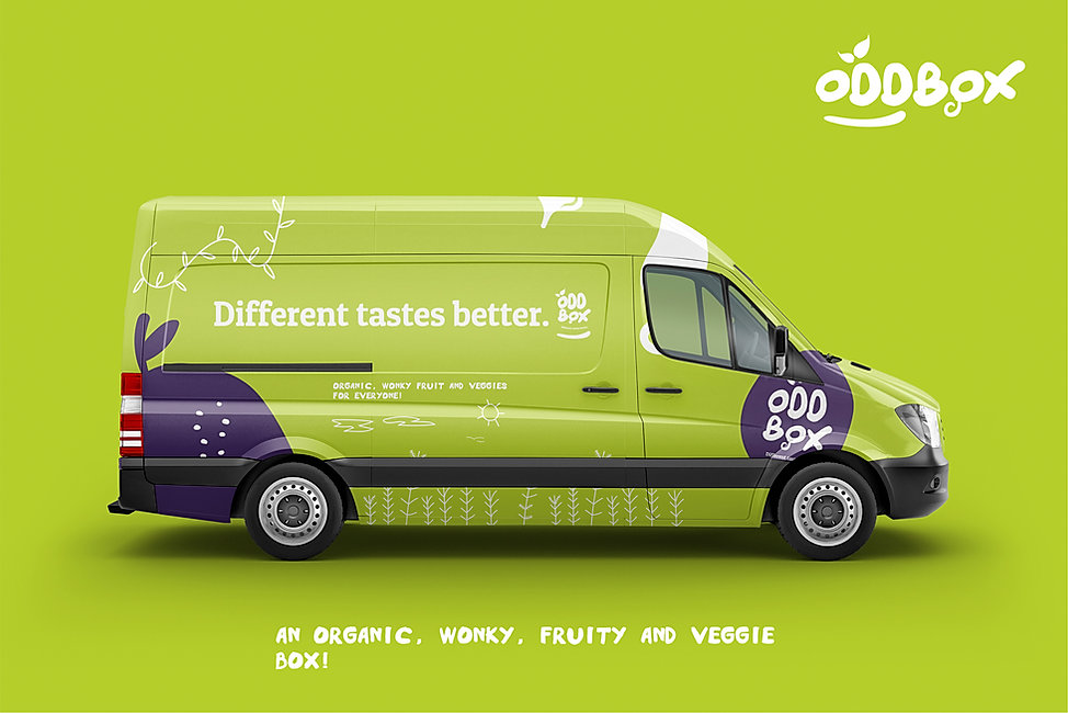 Oddbox - Brand asset, United Kingdom