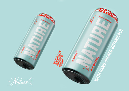 Within Nature - Packaging Ad