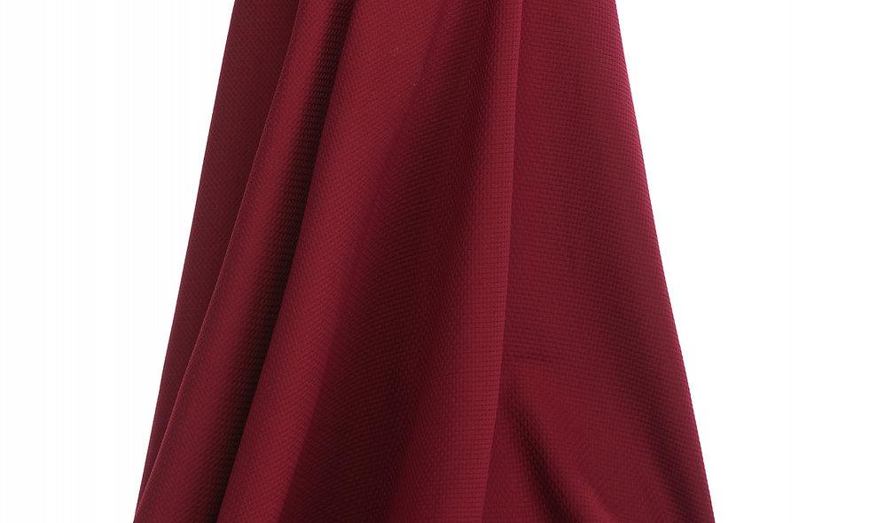 AZZARIA Women Bordeaux Skirt long