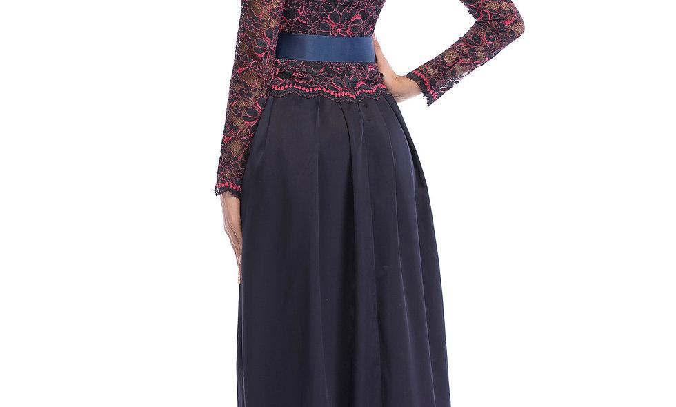 AZZARIA Women Flower Fantasia Dress long