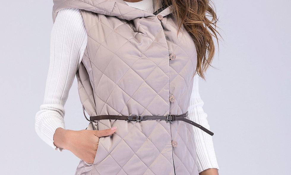 AZZARIA Women Beige Vest