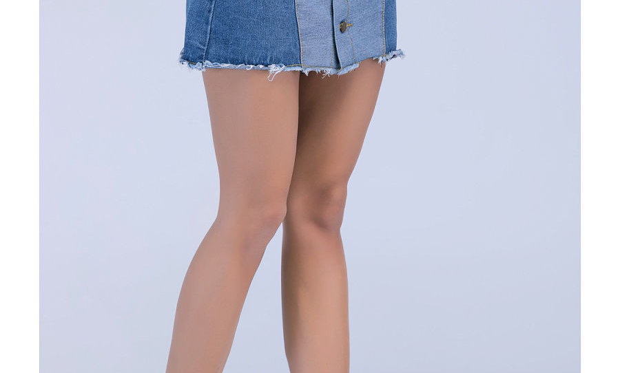 AZZARIA Women Blue Skirt short
