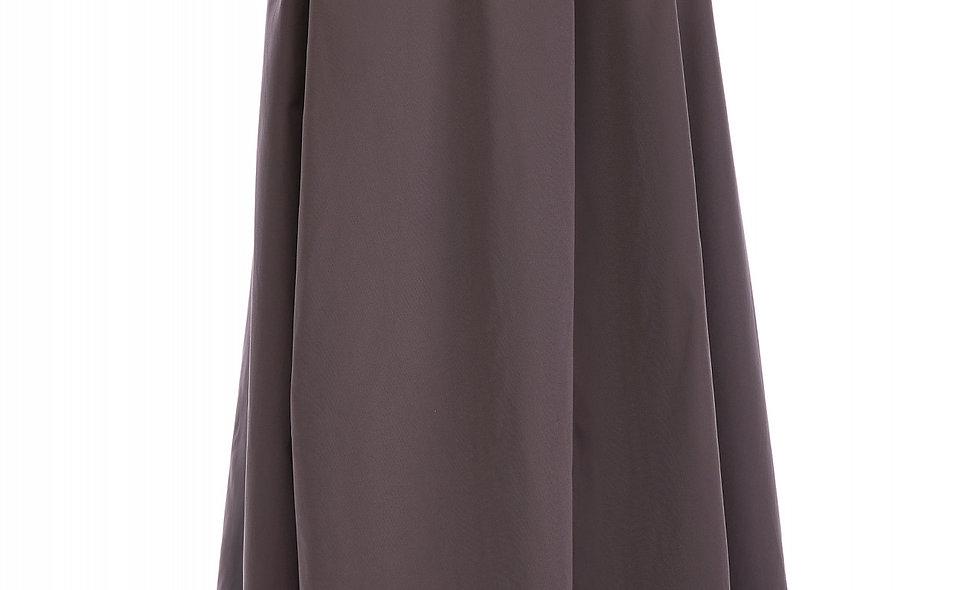 AZZARIA Women Grey Skirt long