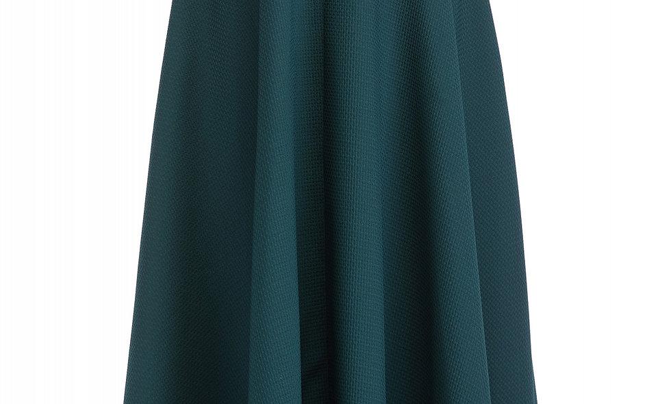AZZARIA Women Dark Green Skirt long
