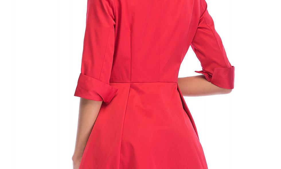 AZZARIA Women Pink Coat