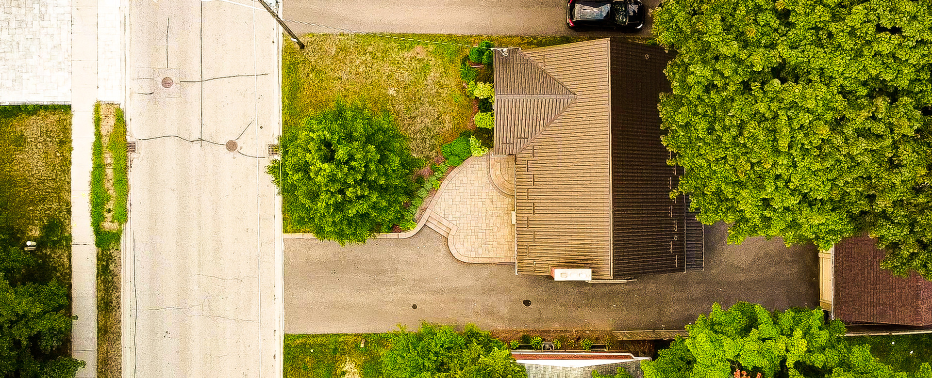AERIAL AND INTERIOR FOOTAGE FOR REAL ESTATE