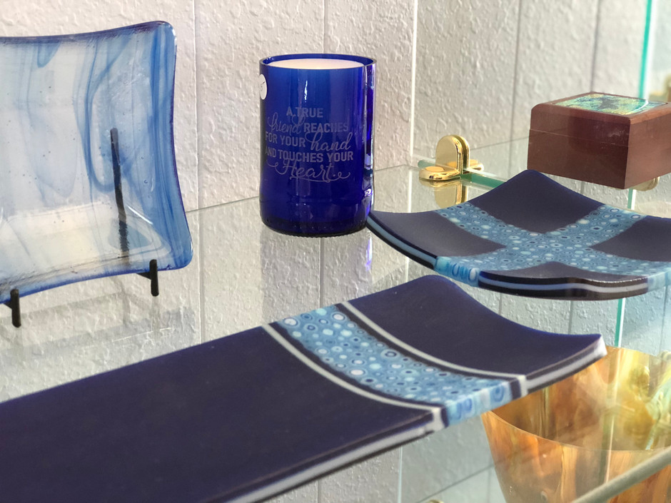 Artist Story: Jolene Juhl Fused Glass