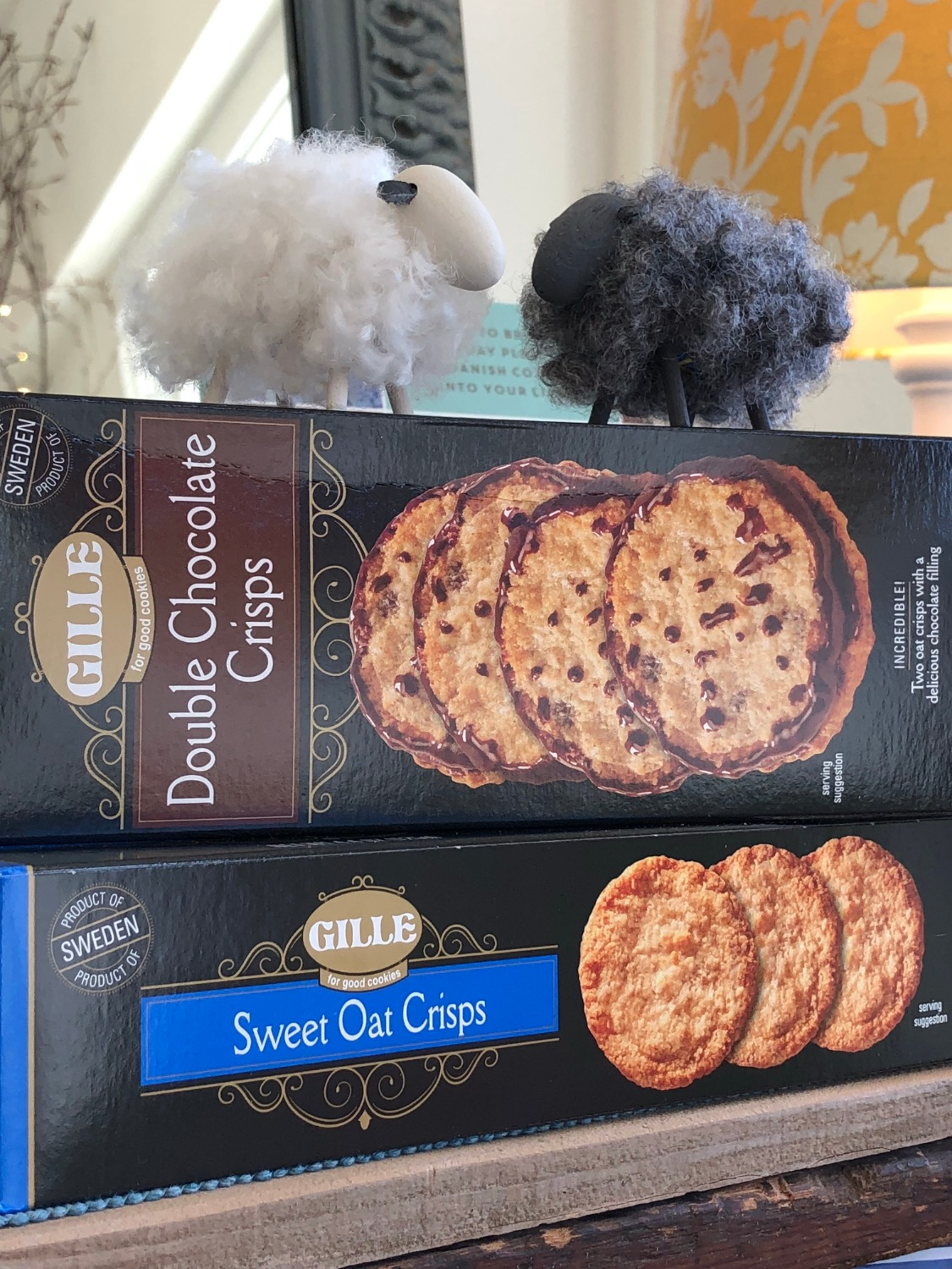 Swedish Cookies (& Sheep!)