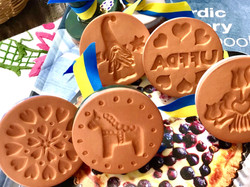 Rycraft Cookie Stamps