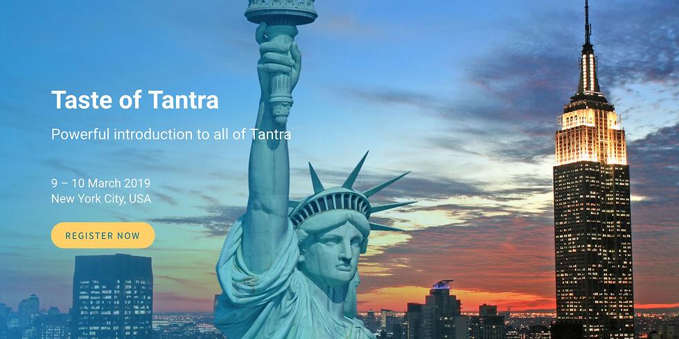 Taste of Tantra NYC