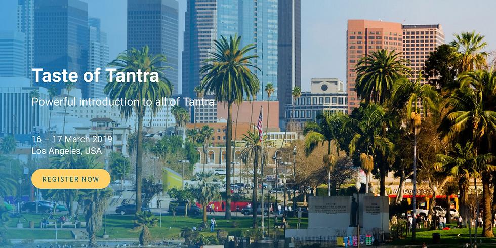 Taste of Tantra Los Angeles