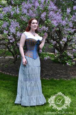 Lattice corset 1