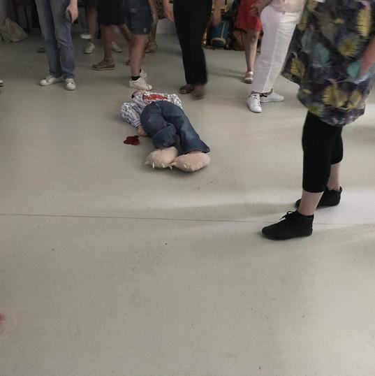 Harry est mort...
