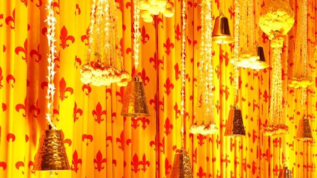 Haldi Ceremony Decor