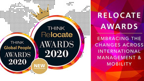 Relocate Awards and Think Global People Awards 2020 Shortlist announced!