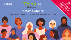 Think Women: encouraging a workforce where women thrive