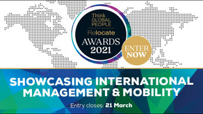 Relocate Awards 2021: Exceptional Achievement Across International Management and Mobility