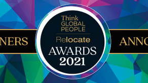 Think Global People and Relocate Awards 2021