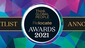 Relocate Awards 2021 Shortlist