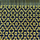 """Thumbnail: """"Dominic"""" Navy and Gold Lyocell Scarf"""
