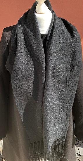 Black Tencel Dress Scarf