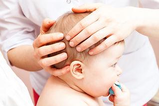 craniosacral omnipathie Baby