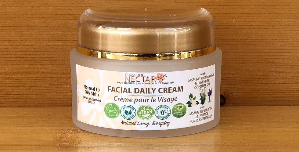 Daily Facial Cream - Jasmine