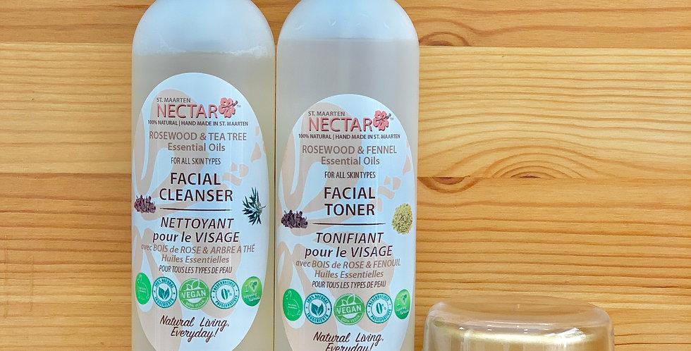 NECTAR FACIAL SET - Basic