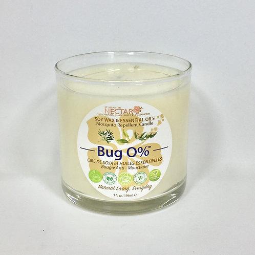 Bug O% Candle 7oz