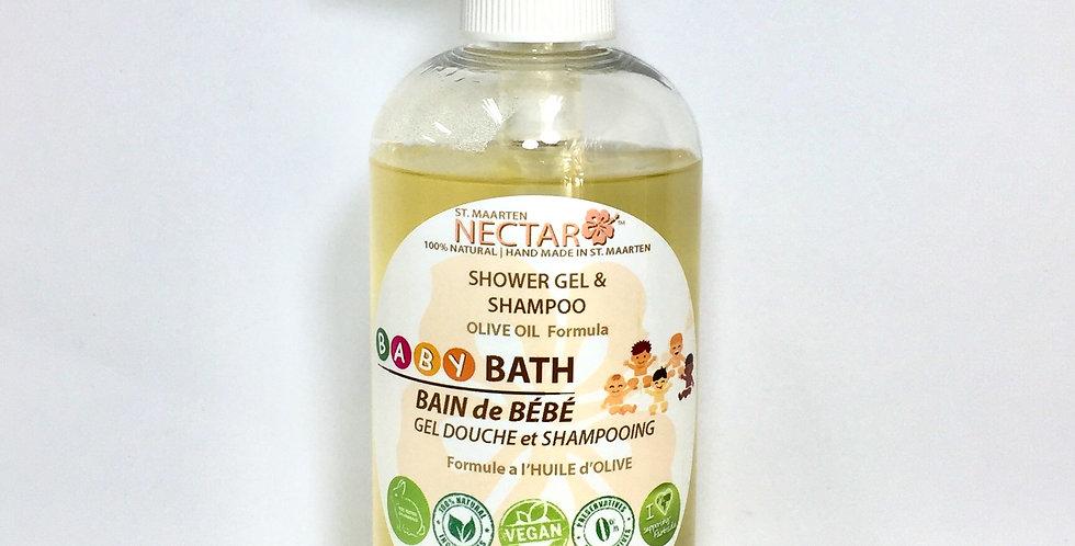 BABY BATH - SHOWER GEL & SHAMPOO
