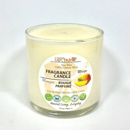 Fresh Mango Soy Candle
