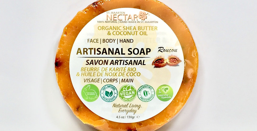 Shea Butter & Coconut Oil Soaps
