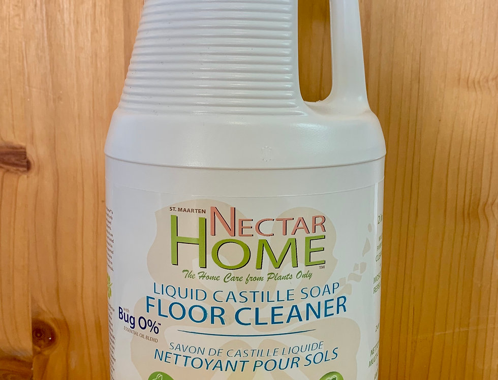 Nectar Home™ Floor Cleaner (with Bug O%™)