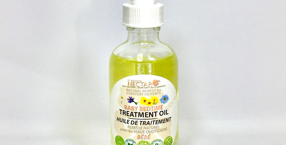 TREATMENT OIL - BABY BEDTIME