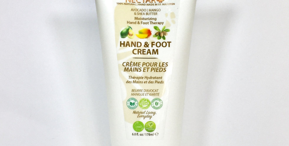 Mango, Avocado & Shea Butter Hand & Foot cream