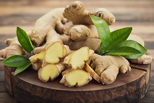 GINGER ROOT - Essential Oil