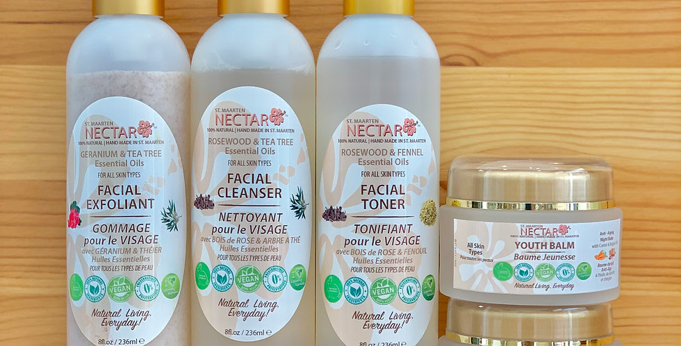 NECTAR FACIAL SET - Superior