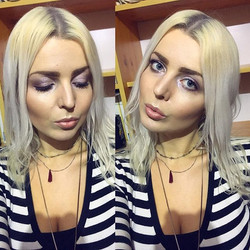 #fridaymorning #makeup fun💄 #goodmornin