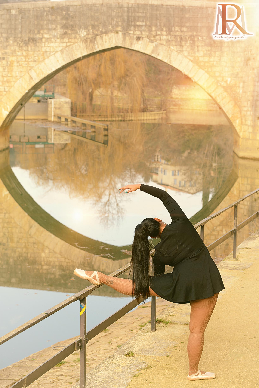 Mélanie Pas de Danse, Danse Talons A
