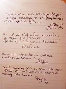 mariage EVJF Mélanie Pas de Danse