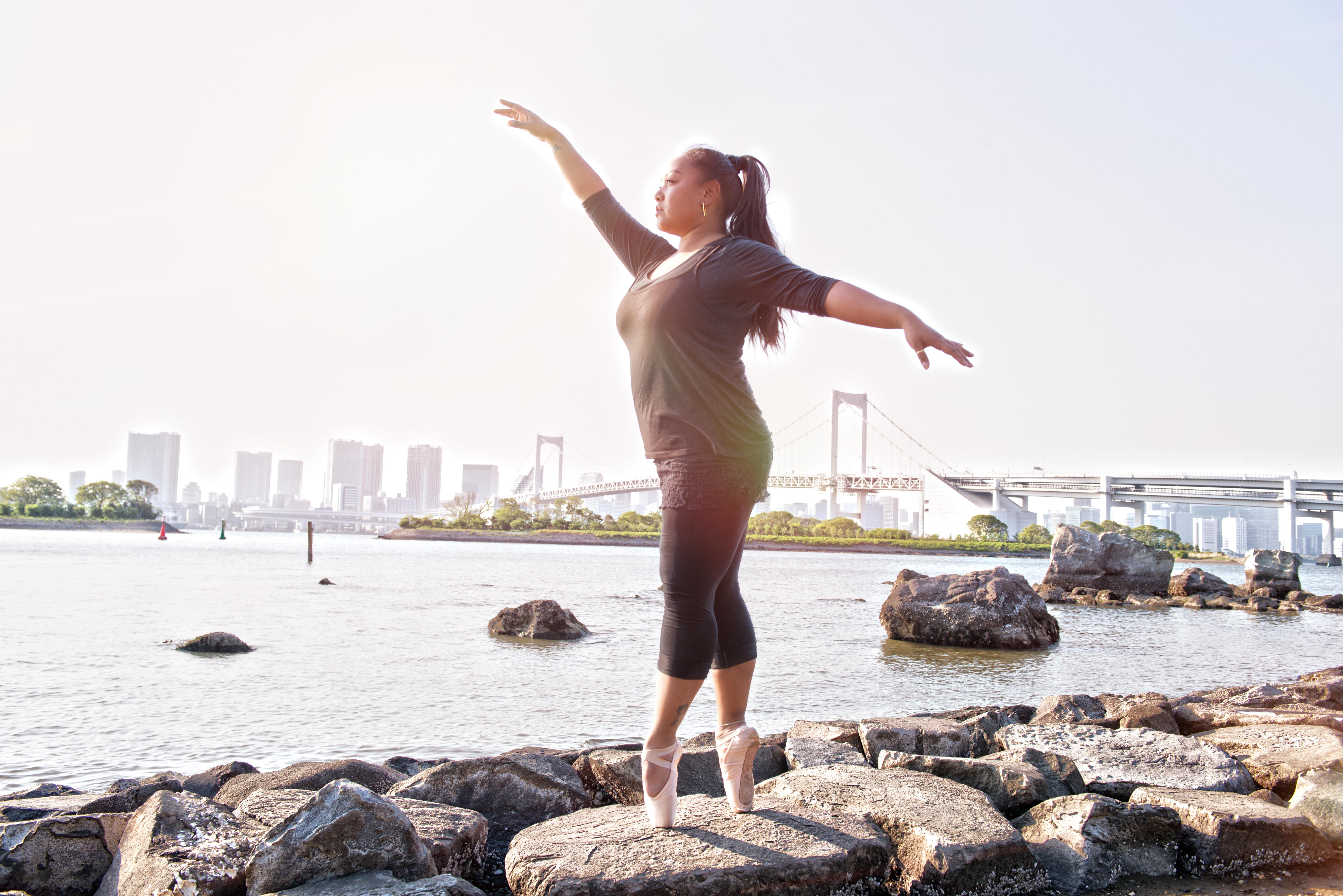 Mélanie Pas de Danse, Body Positive,