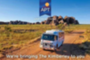 APT Kimberley 4WD adventures